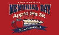 Memorial Day Apple Pie 5K & Ice Cream Mile Boca Raton - Boca Raton, FL - race33766-logo.bA9l_W.png