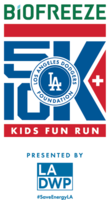 Biofreeze Los Angeles Dodgers Foundation 5K & 10K  - Los Angeles, CA - LADF_18-5k-10k-Logo-071318.png