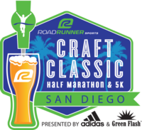 Road Runner Sports Craft Classic Half Marathon & 5K - San Diego, CA - RRSCraftClassicLogo_SD.png