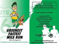 Greenest Fastest Mile Run & 5K Run/Walk | Doggy Trot - South Pasadena, CA - gfm.jpg