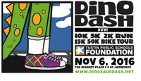 Dinosaur Dash 5K, 10K, 2K Kids Run  - Tustin, CA - 2016DinoDash_graphic.jpg