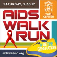AIDS Walk & Run San Diego - San Diego, CA - AWSD17_Banner_200x200.jpg