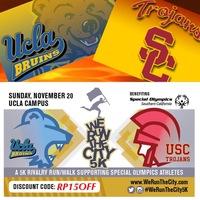 We Run The City 5k (USC vs UCLA Rivalry Run) - Los Angeles, CA - IMG_0394.JPG