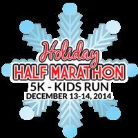 Holiday Half Marathon & 5K - Pomona, CA - HHM-Logo-2014.png