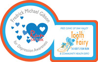 2017 Free Clinic of Simi Valley's Fredrick Michael Gibson 5K/10K for Depression Awareness  & 1K Kids Fun Run and Community Health Expo - Simi Valley, CA - Fredrick_MG___Free_Clinic_Simi_logo.jpg