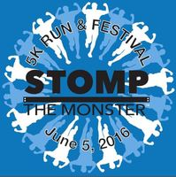 Stomp the Monster 5K Run & Festival - Marlboro Township, NJ - Logo.jpg