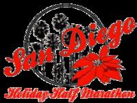 SAN DIEGO HOLIDAY HALF MARATHON - San Diego, CA - holiday_half_logo_png_1.png