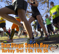 San Diego South Bay Turkey Trot 15k, 10k, 5k - Bonita, CA - turkey_trot_logo_4.png