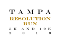 2nd Annual Tampa Resolution Run 5k and 10k Run 2019 - Tampa, FL - race50242-logo.bA835d.png