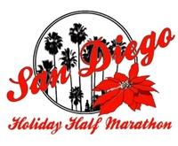 San Diego Holiday Half Marathon - La Jolla, CA - holiday_half_logo.jpg