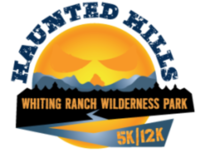 Haunted Hills 5K | 12K at Whiting Ranch Wilderness Park OR All Three Races in Holiday Series (Haunted Hills, Turkeys on Trails, and Elves on Trails) - Trabuco Canyon, CA - race33989-logo.bzgI1f.png