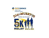 Providence Holy Cross Medical Center Dia De Los Muertos Healthy San Fernando 5K Relay Walk or Run - San Fernando, CA - Logo_for_shirt.jpg