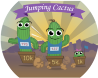 Jumping Cactus 10k/5k/1k Sombrero Fun Run - Oro Valley, AZ - race52281-logo.bAR83S.png