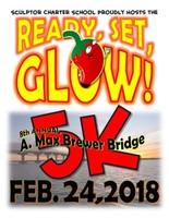 Sculptor Charter School's A. Max Brewer Bridge 5K GLOW! Run - Titusville, FL - 5K_2018_for_evvent.jpg