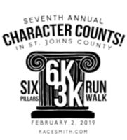 CHARACTER COUNTS! in St. Johns County Six Pillars 6K/3K Run/Walk - St. Augustine, FL - race5282-logo.bBZ1np.png