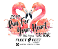 13th Annual Fleet Feet Run For Your Heart 5K/10K and Kids Fun Run - Stuart, FL - race26154-logo.bBRLb1.png