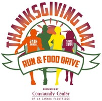 24th annual Thanksgiving Day Run & Food Drive - La Cañada Flintridge, CA - 2017_ThanksGiving_Logo_Final.jpg
