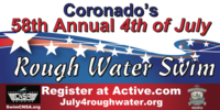 Coronado's 58th Annual July 4th Rough Water Swim - Coronado, CA - 58th_RWS.png