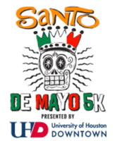 2018 Santo de Mayo 5K presented by the University of Houston - Downtown - Houston, TX - race47084-logo.by_Mik.png