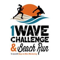 1 Wave Challenge & Beach Run - San Diego, CA - 1-wave_challenge_beach_run_logo.jpg