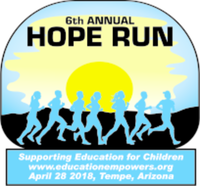 Hope Run 10K, 5K & 1 Mile Supporting Education - Tempe, AZ - race54897-logo.bAv4qC.png