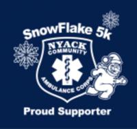 Snowflake 5K Run/Walk - Nyack Community Ambulance Corps - Nyack, NY - race5929-logo.bsUjEj.png
