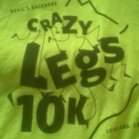 Crazy Legs 10k+ Trail Rin - Loveland, CO - crazy_legs_10k_logo.jpg
