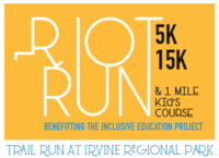 The Riot Run at Irvine Regional Park 5K and 15K plus Kids' Mile - Orange, CA - f6664023-ca48-4c7d-a322-9ef2641ca9f3.png