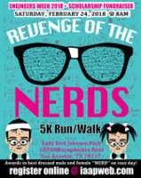 Engineers Week 2018 - Revenge of the Nerds: 5K Run/Walk Scholarship Fundraiser - San Antonio, TX - race55799-logo.bAvOa-.png