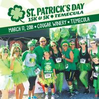 St. Patrick's Day 15K & 5K - Temecula - Temecula, CA - StPat2018Square.jpg