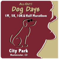 All-Out Dog Days 1M, 5K, 10K and Half Marathon - Westminster, CO - 0721DD_Square-_No_Date.png