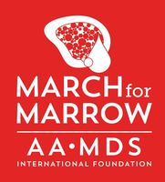 March for Marrow LA 5K Run & Walk 2018 - Long Beach, CA - MarchForMarrowLogo_white_Vertical.jpg
