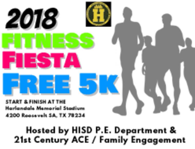 Fitness Fiesta 5k Fun Run Walk San Antonio Tx 5k