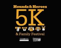 Hounds and Heroes 5K and Family Festival - Cedar Park, TX - Logo.jpg