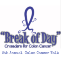 "6th Annual ""Break of Day"" Colon Cancer Awareness 5K Walk - Houston, TX - race56500-logo.bABo6v.png"