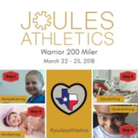 Joules Athletics Warrior 200 Miler - Gonzales, TX - race56767-logo.bAA6hr.png