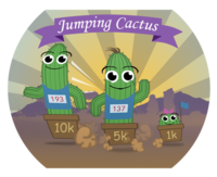Jumping Cactus (5K and 10K Race, 1K Sombrero Fun Run) - Tucson, AZ - cc_large.png