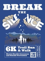Break the Silence 6K Trail Run & Walk for Mental Health Awareness and Suicide Prevention - West Hills, CA - BTS_Logo.jpg