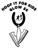 Hoof It For The Kids Glow 5k - Nichols, NY - race31069-logo.bw0hjf.png
