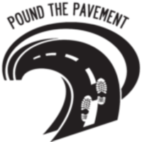Pound the Pavement 5k/10K - Sunderland, MA - Logo.png