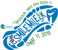 CVHN Smile Mile & 5K: Benefiting Children's Volunteer Health Network - Watercolor, FL - race56938-logo.bCwiFi.png