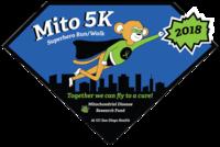 Mito 5k Run/Walk - San Diego, CA - mito-5k-superhero-logo.png
