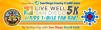 Live Well SD 5K starts at 7:30 a.m. & Kids 1-Mile Fun Run at 8:15 a.m. - San Diego, CA - a5a98400-8899-4dc9-8a5f-4f8282da0815.png