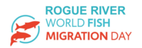 Rogue River - World Fish Migration Day 5K Migratory Run/Walk - Grants Pass, OR - RR-WFMD_Logo.png