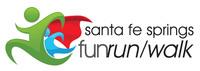 SFS 5K Family Fun Run/Walk - Santa Fe Springs, CA - FunRunLogoSuperheroWText.jpg