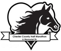 Chester County Half Marathon & Memorial 5k - Coatesville, PA - CCH_logo_2017_blackOFFICIAL.png