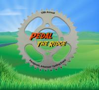 Pedal The Ridge 2018 - Paragould, AR - PTRFrontGraphic2017logo.png