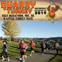Quarry Turkey 5K, 10K, Half Marathon & Kids run - Fremont, CA - 2019-Quarry-Turkey-square.jpg