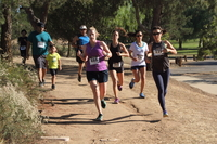 2018 Race For Life 5K Run/Walk - Escondido, CA - runners.JPG