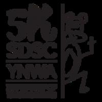 SDSC You'll Never Walk Alone 5K - San Diego, CA - 5K-Logo-No-date-150x150.png